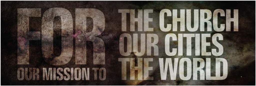 For Our Mission Web Banner