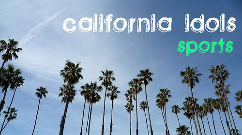 california idols- sports