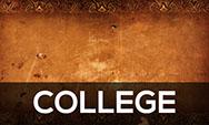 college down button