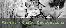 Parent-Child Dedication Info Meeting – NEW DATE!