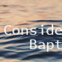 Baptism Informational Meeting – THIS Sunday!