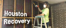 Houston Recovery Mission Trip