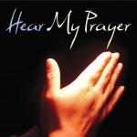 Hear My Prayer CD Cover