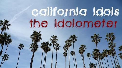 california idols- idolometer