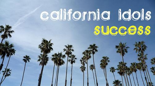 california idols- success