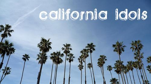 california idols