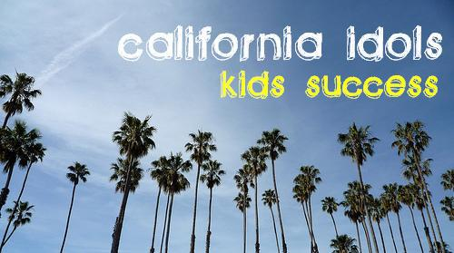 california idols- kids success