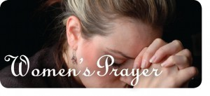 Women's Prayer Email Icon No Shadow
