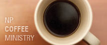 Coffee Ministry Opportunities