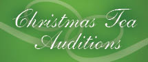 2018 Ladies Christmas Tea Auditions