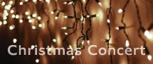 Christmas Concert – THIS Sunday!