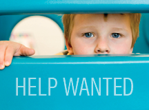 Childcare Workers are Needed!