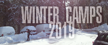 Winter Camps 2019 – Register NOW!