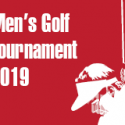 2019 Men's Golf Tournament – THIS Saturday!