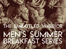 NEW Men's Breakfast Series – THIS Saturday!