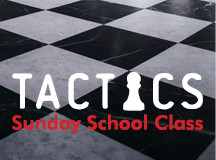 NEW Sunday School Elective!