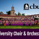 CBU's University Choir and Orchestra Concert – THIS Sunday!