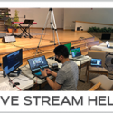 Live Stream Tech Help