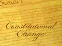 NP Constitutional Change