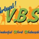 Wonderful Word Wednesdays