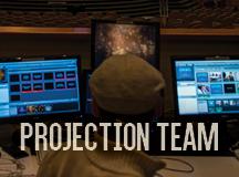 Projection Team Block 72