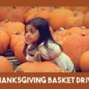 Thanksgiving Basket Drive 2020