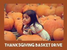 Thanksgiving Basket Drive 2021